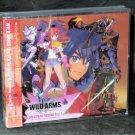WILD ARMS VTH VANGUARD ORIGINAL SOUNDTRACK CD 1 NEW