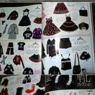 GOSU RORI 10 GOTHIC LOLITA FASHION MAG BOOK H.NAOTO NEW