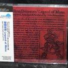 SEIKEN DENSETSU LEGEND OF MANA GAME MUSIC CD OST NEW