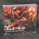 .HACK//G.U. PS2 GAME MUSIC ORIGINAL SOUNDTRACK NEW
