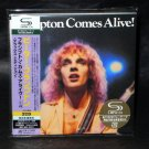 PETER FRAMPTON FRAMPTON COMES ALIVE JAPAN SHM CD LP NEW