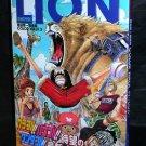 ONE PIECE COLOR WALK 3 LION ANIME ART BOOK JAPAN NEW