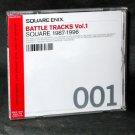 SQUARE ENIX BATTLE TRAX VOL.1 GAME MUSIC CD COMPLIATION