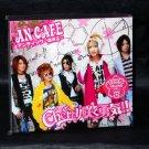 AN ANTIC CAFE CHERRY SAKU YUKI CD PLUS DVD MUSIC CD NEW