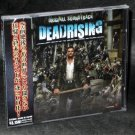 DEAD RISING XBOX 360 GAME MUSIC SOUNDTRACK OST CD NEW