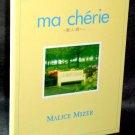 MALICE MIZER MA CHERIE CD BOOK JAPAN MANA GACKT NEW