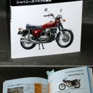 HONDA MOTORCYCLE MOTORBIKE CATALOG 1946 TO 80 BOOK 1