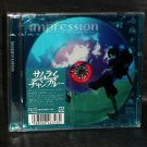 NUJABES SAMURAI CHAMPLOO MUSIC IMPRESSION MUSIC CD NEW