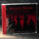 MALICE MIZER BEAST OF BLOOD JAPAN VISUAL KEI CD NEW