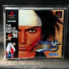 KING OF FIGHTERS 95 SNK NEO GEO PS ONE GAME JAPAN
