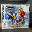 SONIC HEROES GAME MUSIC 2 CD SET OST JAPAN ORIGINAL CD