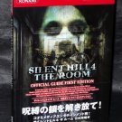 SILENT HILL 4 THE ROOM PS2 GUIDE BOOK AND ART BOOK NEW