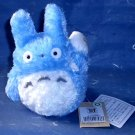 BLUE TOTORO STUFFED TOY PLUSH FLUFFY VERSION ORIGINAL