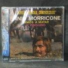 COMPANEROS MOVIE ENNIO MORRICONE SOUNDTRACK MUSIC CD