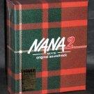 NANA 2 MOVIE CD SOUNDTRACK AND DVD SPECIAL ED JAPAN NEW