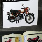 YAMAHA MOTORCYCLE MOTORBIKE CATALOG 1955 TO 84 BOOK 1
