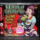 MAXIMUM HORMONE TSUME TSUME TSUME F ROCK MUSIC CD NEW