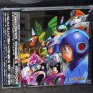 ROCKMAN MEGA MAN 9 ARRANGE SOUNDTRACK GAME MUSIC CD NEW