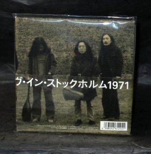TAJ MAHAL TRAVELERS STOCKHOLM 1971 JAPROCKSAMPLER CD LP