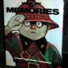 THE MEMORY OF MEMORIES MOVIE JAPAN ANIME ART BOOK