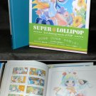 SUPER LOLLIPOP DRAWING WORKS POP JPN ANIME ART BOOK NEW