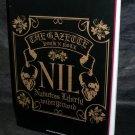 GAZETTE NIL BAND SCORE MUSIC BOOK VISUAL KEI ROCK