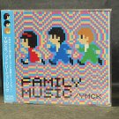 YMCK FAMILY MUSIC NES FAMICOM GAME MUSIC REMIX CD
