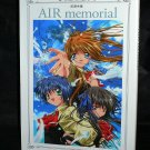 AIR MEMORIAL ROMAN ALBUM JAPAN CUTE ANIME ART BOOK NEW
