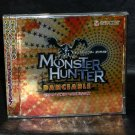 MONSTER HUNTER DANCEABLE CLUB MIX JAPAN GAME CD NEW