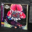 OASIS FALLING DOWN JAPAN 5 TRACK CD PLUS DVD LTD ED NEW