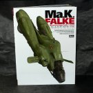 MASCHINEN KRIEGER FALKE MA.K PROFILE 1 JPN ART BOOK NEW