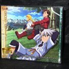 TALES OF SYMPHONIA ANIMATION SYLVARANT SONGS CD DVD NEW