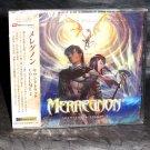 MERREGNON SOUNDTRACK VOLUME 2 JAPAN ED GAME MUSIC CD