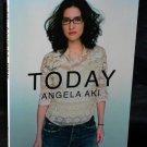 ANGELA AKI TODAY PIANO SCORE MUSIC BOOK JAPAN NEW