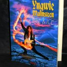 YNGWIE MALMSTEEN FIRE AND ICE GUITAR SCORE BOOK NEW