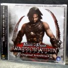 PRINCE OF PERSIA WARRIOR WITHIN PS2 GAME MUSIC CD NEW