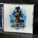 KINGDOM HEARTS II JAPAN ORIGINAL SOUNDTRACK MUSIC CD