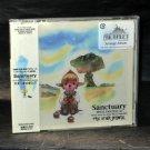 FINAL FANTASY XI STAR ONIONS SANCTUARY GAME MUSIC CD