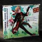 HETALIA AXIS POWERS JAPAN CHARACTER CD NEW 4 UK