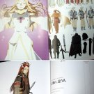 TALES OF PHANTASIA THE ANIMATION ANIME ART BOOK NEW