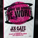 AN ANTIC CAFE LIVE TOUR 08 NYAPPY GO AROUND WORLD DVD