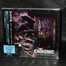CHTHONIC MIRROR OF RETRIBUTION JAPAN CD 4 BONUS TRACKS