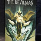 THE DEVILMAN JAPAN OVA ANIME MANGA ART BOOK GO NAGAI