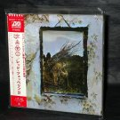 LED ZEPPELIN IV JAPAN CD MINI LP SLEEVE 2003 EDITION