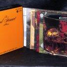 ROD STEWART LTD ED JAPAN 6 CD MINI LP RARE BOX SET
