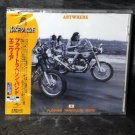 FLOWER TRAVELLIN BAND ANYWHERE 1970 JPN ROCK CD NEW