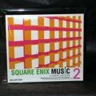 SQUARE ENIX MUSIC COMPILATION VOL.2 JAPAN GAME CD NEW