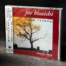 JOE HISAISHI HARUKA NOSTALGY JAPAN MUSIC CD NEW