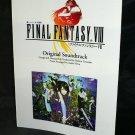 FINAL FANTASY VIII SOUNDTRACK OST PIANO SCORE BOOK NEW