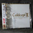 CULDCEPT SECOND SOUNDTRACK DELUXE GAME MUSIC CD NEW